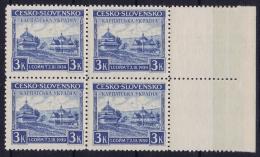 Czechoslovakia: 1939 Karpaten Ukraine Mi Nr 1 MNH/**/postfrisch/neuf Sans Charniere Strip With Sheetmargin - Ungebraucht