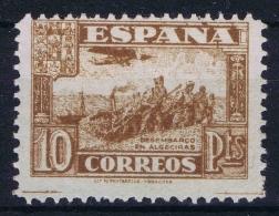 Spain: Ed. 813  Mi Nr 763  MH/* Falz/ Charniere 1936 - 1931-50 Nuevos & Fijasellos
