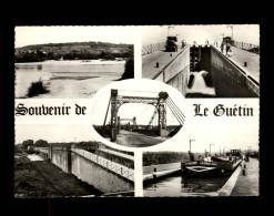 18 - LE GUETIN - Péniche La Guadeloupe - France