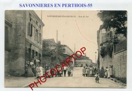 SAVONNIERES EN PERTHOIS-Animation-Grands Economats Francais-Succursale 185-Rue De Bar-FRANCE-55- - Autres Communes