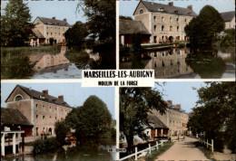 18 - MARSEILLES-LES-AUBIGNY - Moulin à Eau - France