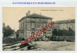 SAVONNIERES EN PERTHOIS-LA POSTE-FRANCE-55- - Autres Communes