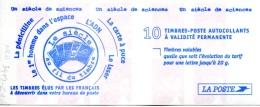 Carnet 3419-C1 Neuf, Côte YT 2008 12,00€ - Carnets