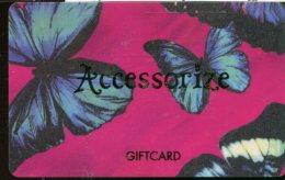 CD8820   CARTE CADEAU A VOIR  FRANCE - Cartes Cadeaux