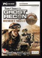 PC Ghost Recon Désert Siège Tom Clancy's - Jeux PC
