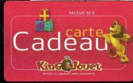 CD8926   CARTE CADEAU A VOIR  FRANCE - Cartes Cadeaux