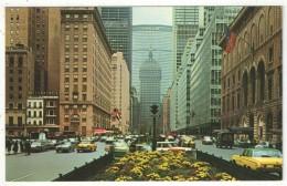 Park Avenue Looking South, New York City - Manhattan
