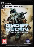 PC Ghost Recon Future Soldier - Jeux PC