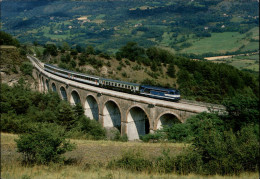 05 - Viaduc Du BRAMAFAN - Train - France