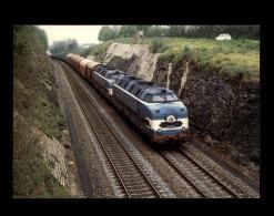 19 - BUSSAC - Train - Locomotive - France