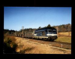 19 - CHALONS-D´AIX - Train - Locomotive - France
