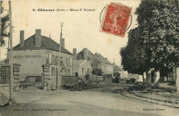 GELANNES    Maison E.estorges - France