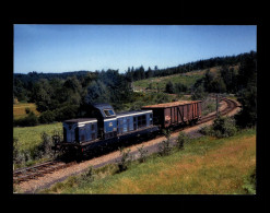 19 - CROS-LES-GANNES - Train - Locomotive - France
