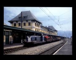 19 - LATOUR-DE-CAROL - Train - Locomotive - Gare - - France