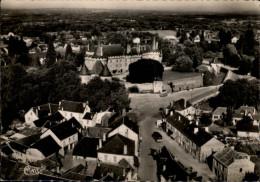 19 - POMPADOUR - Vue Aérienne - France