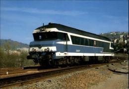 19 - TULLE - Train - Locomotive - Gare - Tulle