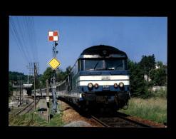 19 - USSEL - Train - Locomotive - Gare - Ussel