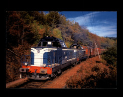 19 - USSEL - Train - Locomotive - - Ussel