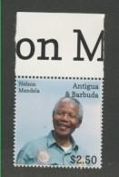 Mandela Antigua 2013 - Celebrità