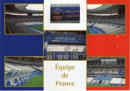 Buildings & Architecture > Stadiums.Stadion,stadium Football.France.Paris.Equipe De France.Little Damaged - Stadiums