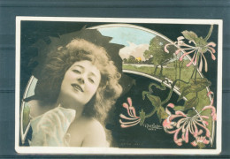 Reutlinger - TBE - ANNA HELD - Art Nouveau - Entertainment