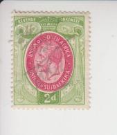 Zuid-Afrika Fiskale Zegel Cataloog Barefoot Revenue 18 Jaartal 1931 - South Africa (...-1961)