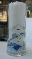 AC - YENI RAKI GLASS - ANKARA ILLUSTRATED RARE TO FIND - Other Bottles