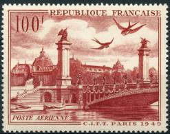 France (1949) PA N 28 ** (Luxe) - Poste Aérienne