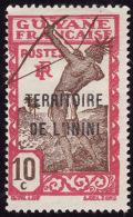 ININI  - YT  5  - Tir à L´arc -  10c - NEUF* - Inini (1932-1947)