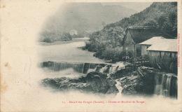 SAVOIE - MASSIF DES BAUGES - Chutes Et Moulins De Bange - France
