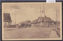 BARANOWITSCHI Chausseestrasse - Char Et Chevaux - Deutsche Feldpost 1916 (13´933) - Pologne