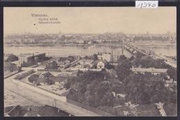 Warszawa - Vue D'ensemble Du Quartier Du Pont De Fer - Ogolny Widok (13´940) - Pologne