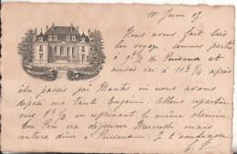 78 Garancieres  Le Moulin - Autres Communes