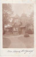 HERINGSDORF Insel Usedom Villa Florence Original Private Fotokarte Gelaufen 9.8.1909 - Usedom