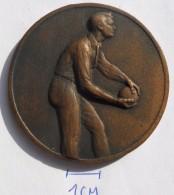 MEDAL BOWLING, RACSKA - BUDAPEST, 1943 ZOMBOR SOMBOR    PLIM - Bowling