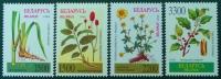 PLANTES OFFICINALES 1996 - NEUFS ** - YT 185/88 - MI 158/61 - Bielorussia