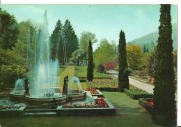 Verbania Pallanza (Piemonte) Lago Maggiore, Villa Taranto, Giardini Botanici, Fontana Dei Putti - Verbania