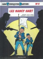 """LES TUNIQUES BLEUES  """" LES NANCY HART """"   -  LAMBIL / CAUVIN   - E.O.  AVRIL 2004  DUPUIS - Tuniques Bleues, Les"""