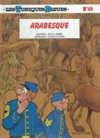 """LES TUNIQUES BLEUES  """" ARABESQUE """"   -  LAMBIL / CAUVIN   - E.O.  JANVIER 2005  DUPUIS - Tuniques Bleues, Les"""