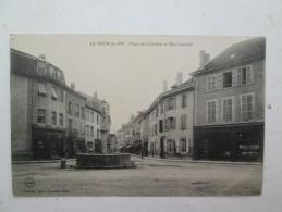 LA TOUR DU PIN  Rue Centrale 1906 - La Tour-du-Pin