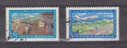 1979 -  Collaboration Culturelle Intereuropeenne Mi No 3587/3588 Et Yv 3148+P.A. 266 - 1948-.... Republiken