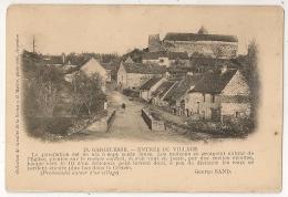 36 GARGILESSE PRECURSEUR ENTREE DU VILLAGE DESCRIPTION GEORGE SAND - France