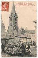 14 HONFLEUR. Bon Plan Marché, Primeur. Famille De Commercant.  Peu Commune. - Honfleur