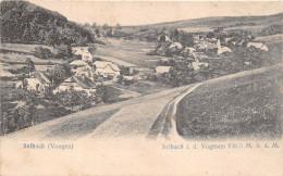 Solbach Canton Schirmeck - France