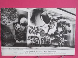 29 - Penmarch - Musée Préhistorique - Vitrine De Poterie Gallo-Romaine - Scans Recto-verso - Penmarch