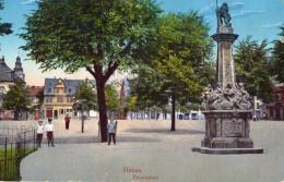 HANAU  -  PARADEPLATZ  -  Septembre 1916 - Hanau
