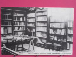 29 - Penmarch - Musée Préhistorique - La Bibliothèque - Scans Recto-verso - Penmarch