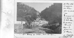 Bourg De Sirod Carte Photo Perte De L Ain - Zonder Classificatie