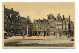 GENT St. VEERLEPLEIN, OUD WENEMAERGESTICHT EN VISMARKT NV FP - Gent