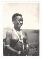 Kivu - N° 20 - Jeune Fille Banya-Bongo (Congo Belge) - Afrique Du Sud, Est, Ouest